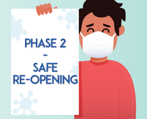 Phase 2 -Safe Re-Opening