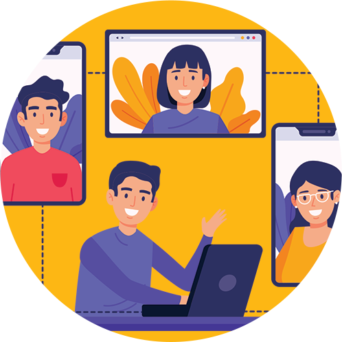 Sign off: Sign off from your workspace at the end of the day. It can be easy to let workspace spill over into your personal time, so make sure you are logging off as usual and separate work and personal life in your home.